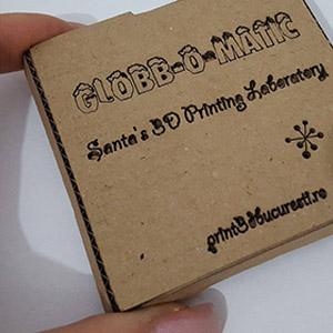 prelucrare laser ambalaj carton