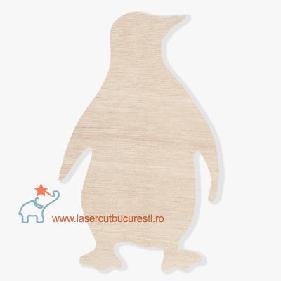 blankuri lemn animale pinguin